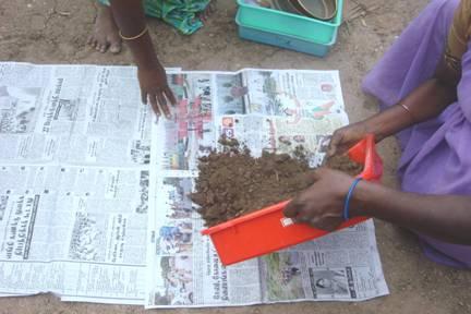 Resource Management :: Soil :: Soli Sampling Procedure
