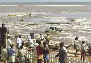 tsunami 2004 chennai affected areas