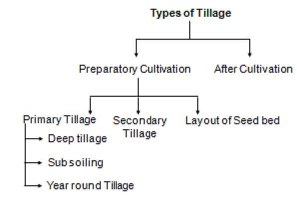 Tillage :: Types of Tillage