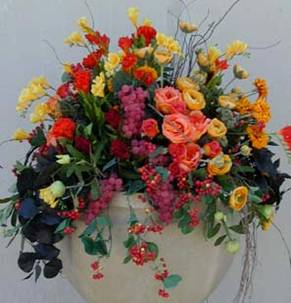 Horticulture Landscaping Flower Arrangement Fresh Flower Arrangement