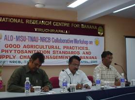 Horticulture :: Supply chain Management