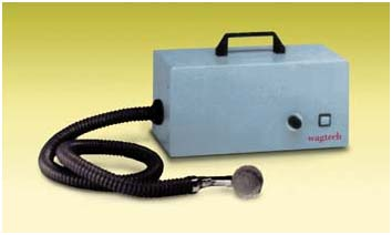 Vacuum seed counter