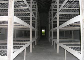 Sericulture Silkworm Rearing House